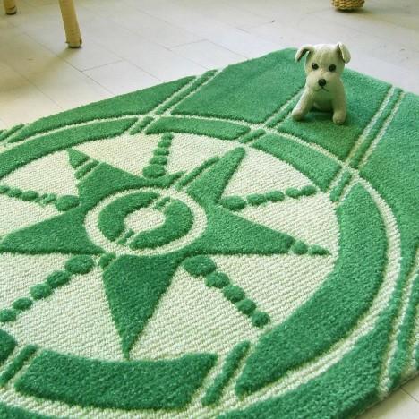 创意地毯搭配图片