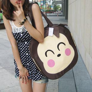 可爱单肩包休闲手提女式包学生包包潮女新款韩版2012