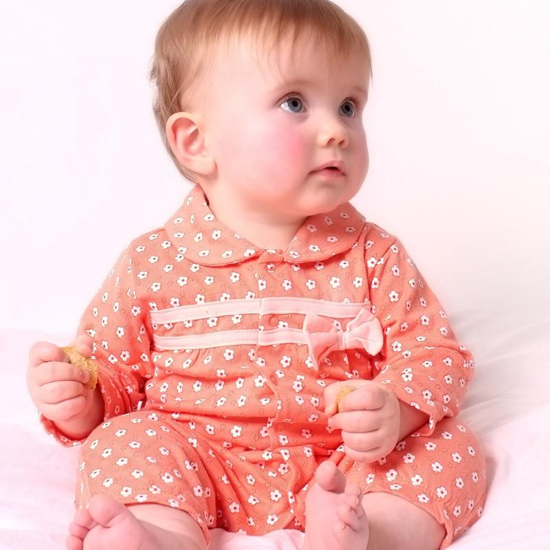 满月宝宝衣服女搭配