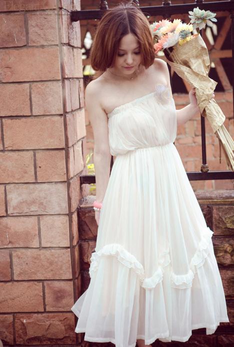 礼服裙摆设计图