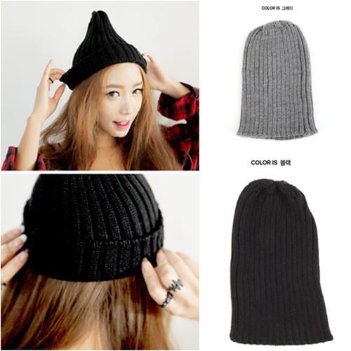 尖顶帽子搭配图片_尖顶帽子怎么搭配