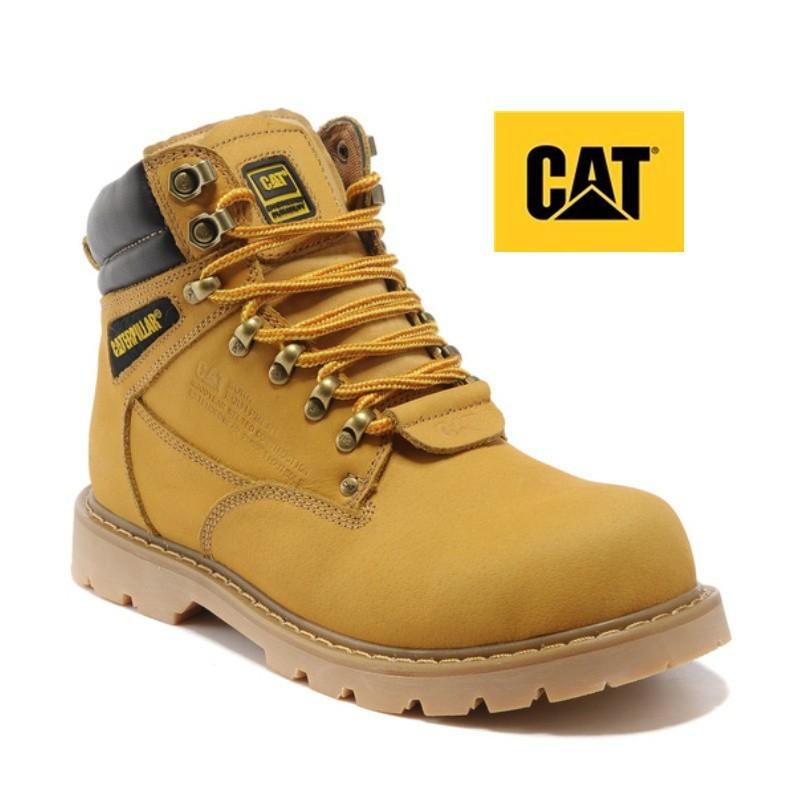 cat工装靴男搭配图片_cat工装靴男怎么搭配