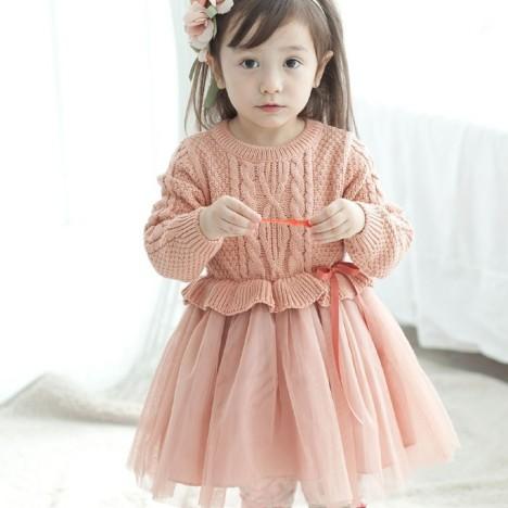 hm毛线裙搭配图片