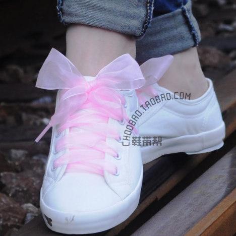 宽鞋带鞋搭配图片_宽鞋带鞋如何搭配