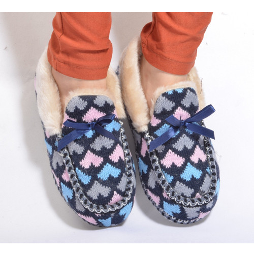 最新棉鞋蝴蝶花样图纸