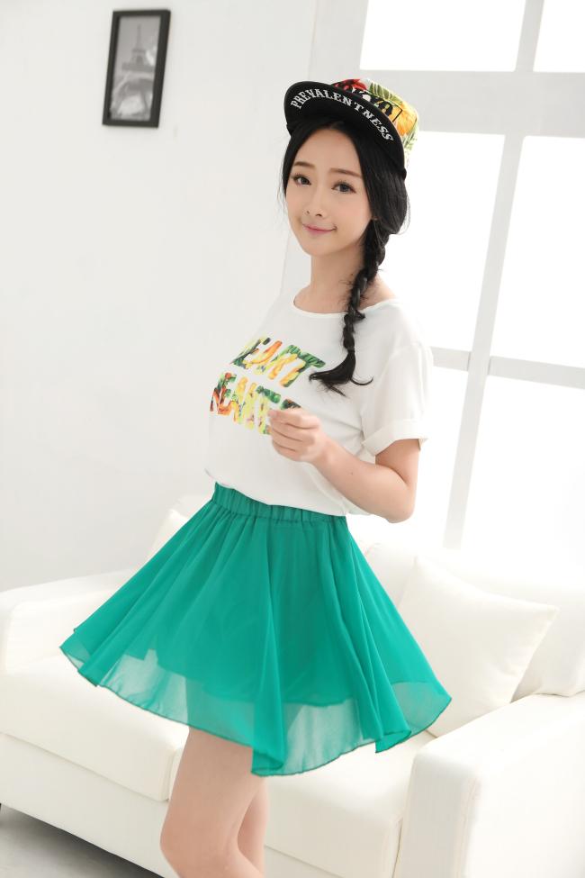 【【达人陈林夕_miko】推荐雪纺衫】-衣服-雪纺衫/衫