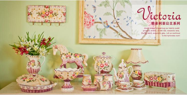 家居装饰品 产品参数 工艺:手绘