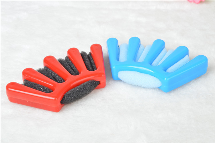 【新款海绵塑料发型编发器】-家居-百货
