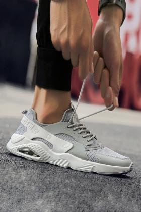 品牌气垫鞋男夏搭配图片 品牌气垫鞋男夏怎么搭配 品牌气垫鞋男夏如