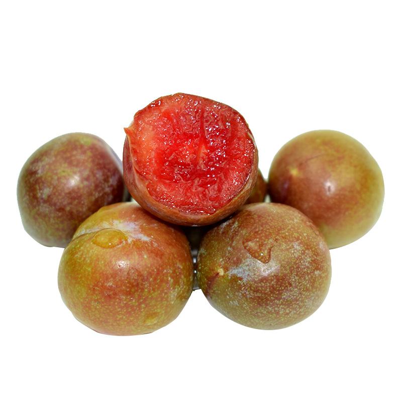 【发2斤】现货李子红心三华李包邮孕妇新鲜当季时令水果现摘现发