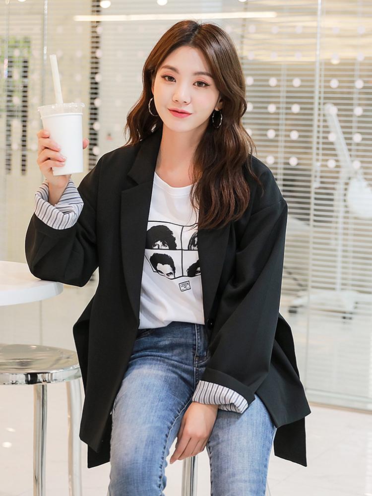 休闲女西装韩版
