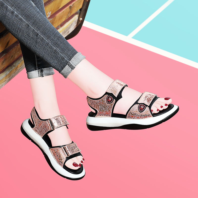 凉鞋女平底鞋