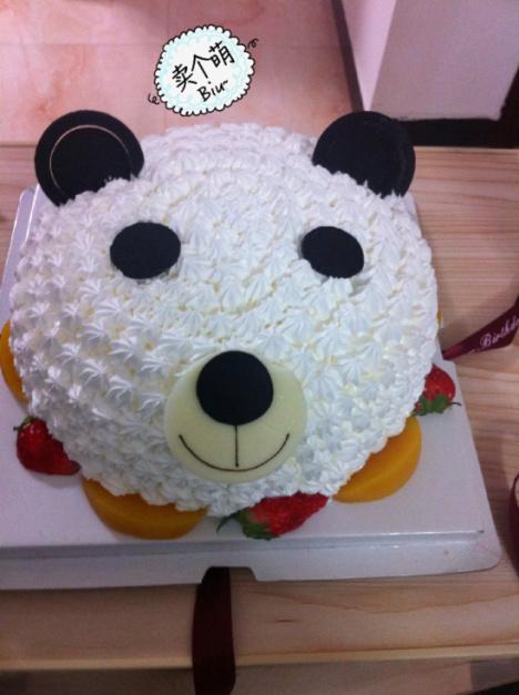 【可爱的小熊蛋糕】-无类目--白菜猪窝窝-蘑菇街优店