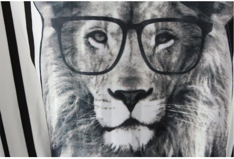 狮子头素描画法步骤分享展示