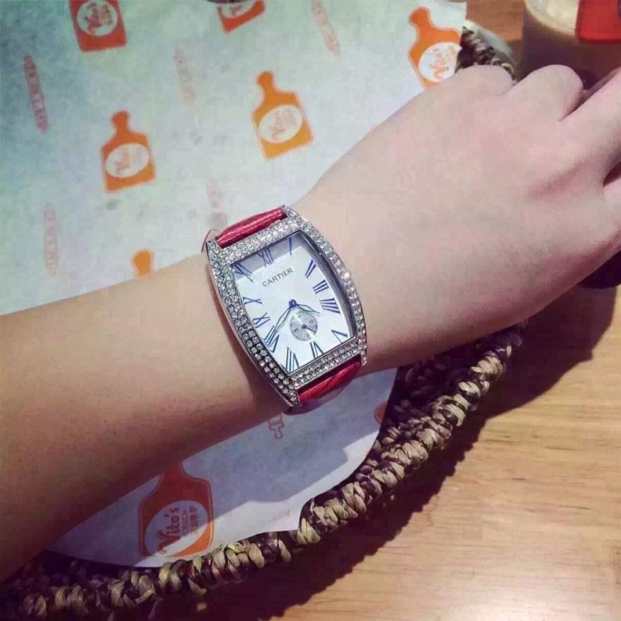 手表如何戴正确图解