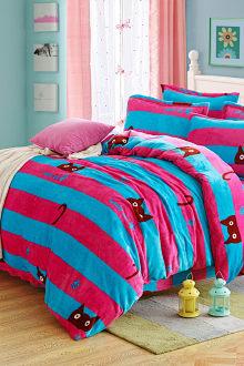 Gối ngủ bộ bốn chiếc dệt bằng tơ mềm mại
