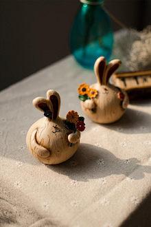 Chú thỏ đáng yêu dùng để trang trí