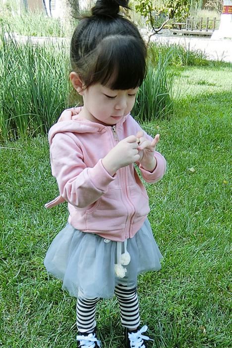 可爱女婴儿图片