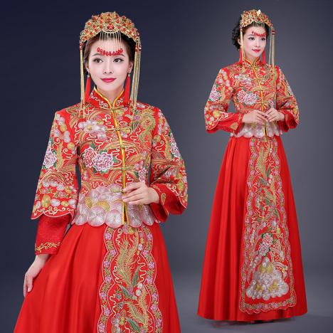 古典,古风,唯美嫁衣