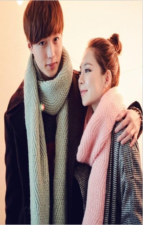 【韩版冬季男女毛线围巾纯色加厚保暖波纹情侣针织】