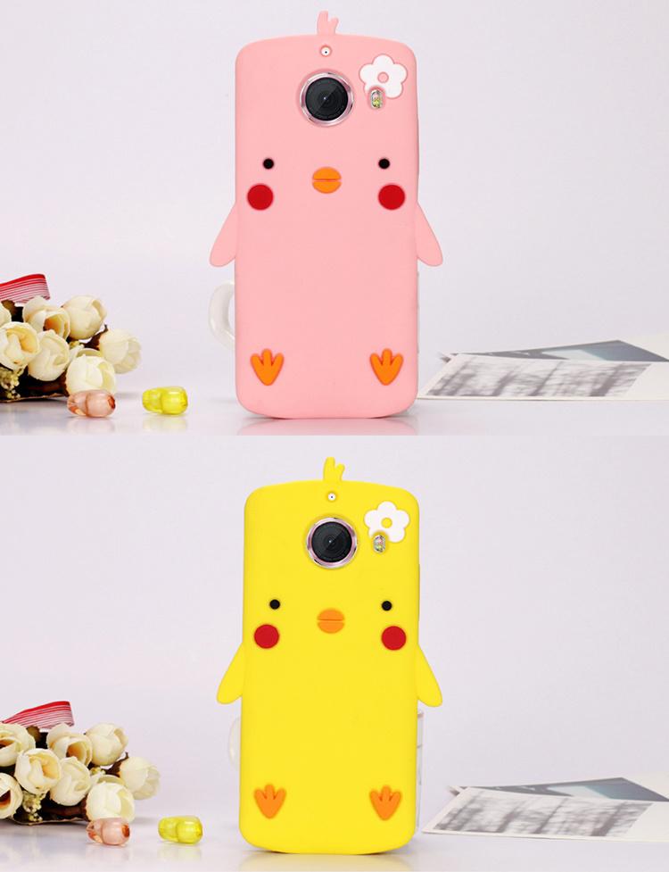 美图v4手机壳卡通 美图秀秀手机v4手机套可爱硅胶