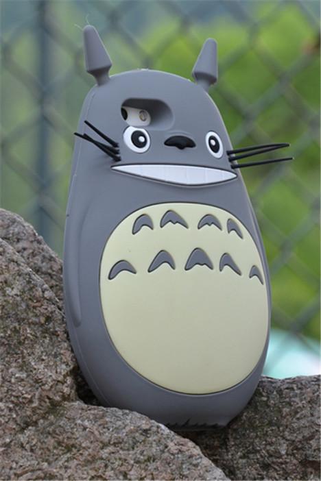 【oppor1s/r8007手机壳可爱卡通龙猫防摔手机硅胶套