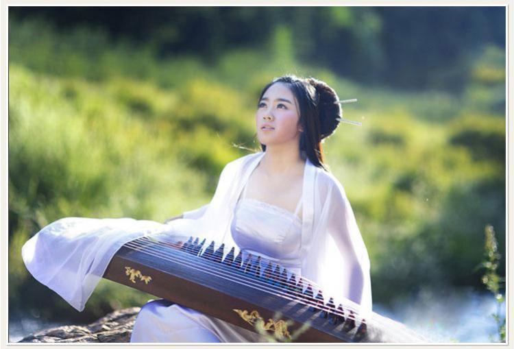 古装服装仙女汉服女装性感古装女舞台演出服女贵妃装古筝演出
