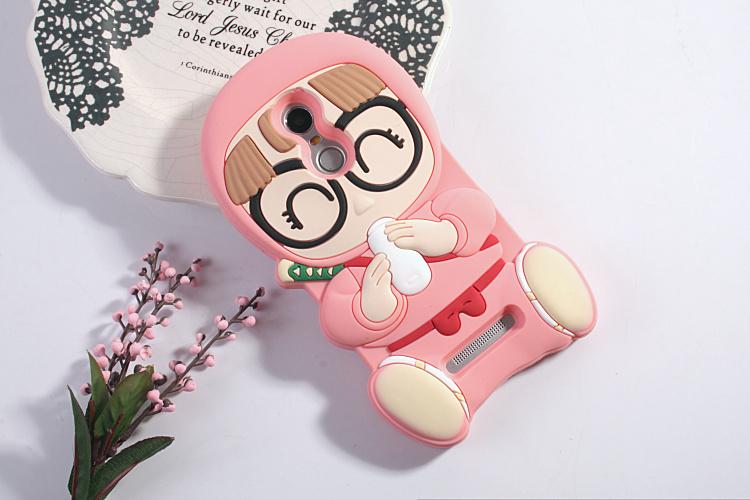 【可爱卡通奶瓶小米红米系列手机壳】-配饰-3c数码