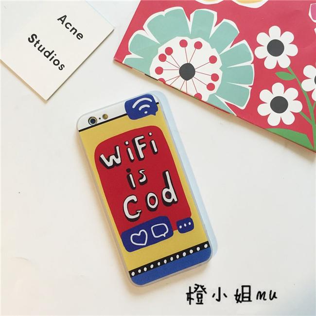 【搞怪可爱吃货iphone6s