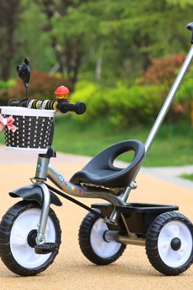 正品儿童三轮车童车小孩自行车脚踏车表演车玩具宝宝单车