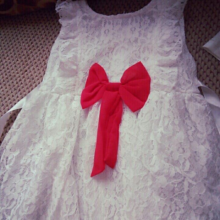 简单可爱的小公主衣服