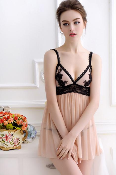 女情趣内衣套装套装极度v套装睡衣性感睡裙吊带裙内衣睡衣情趣蕾丝好卖哪里玩具图片