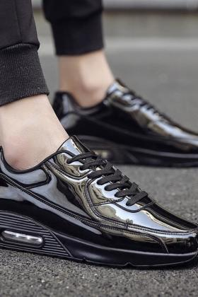 内增高男鞋气垫鞋搭配图片 内增高男鞋气垫鞋怎么搭配 内增高男鞋气