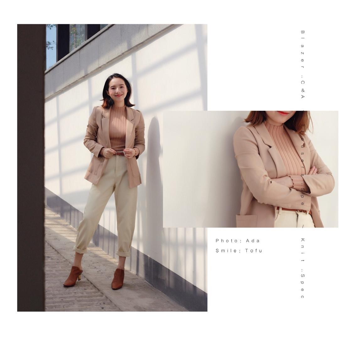 ▪️Tofuslook | 西装合集  整理了9套西装look 可休闲,可时髦,可女人 你最喜欢哪一套? #MOGU STUDIO#