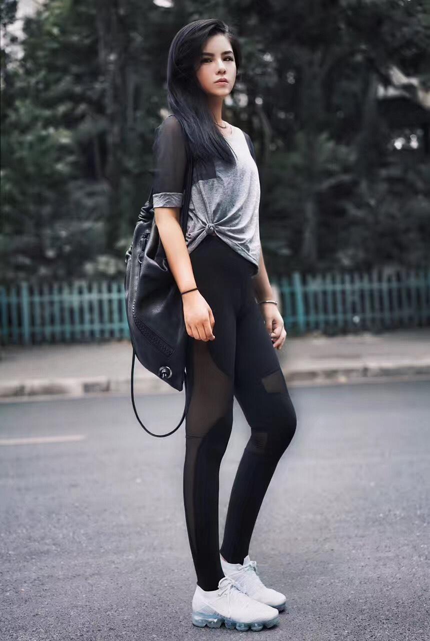 运动look最减龄 #六一我的节,最减龄穿搭!#