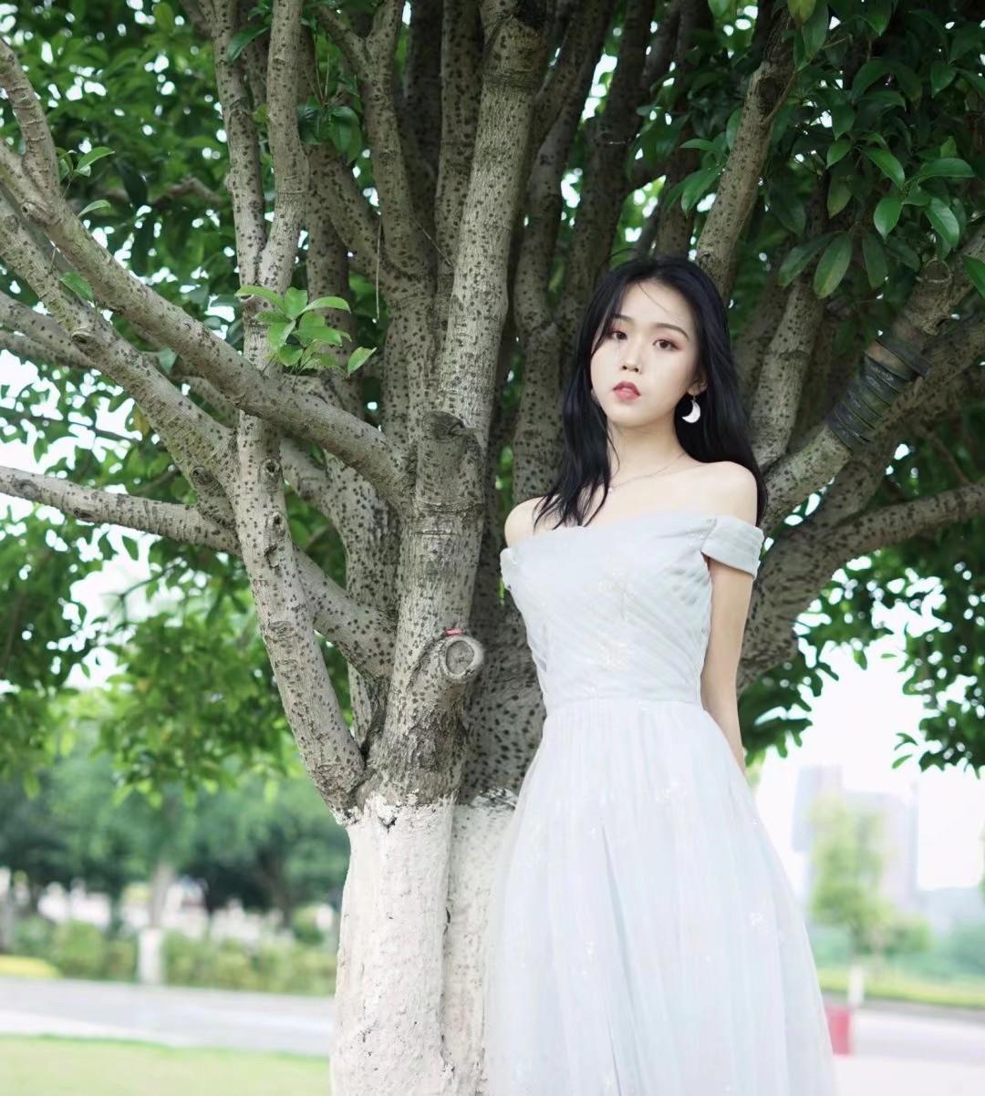 #伴娘服~#  特别仙的小礼服  也可以做伴娘服哦