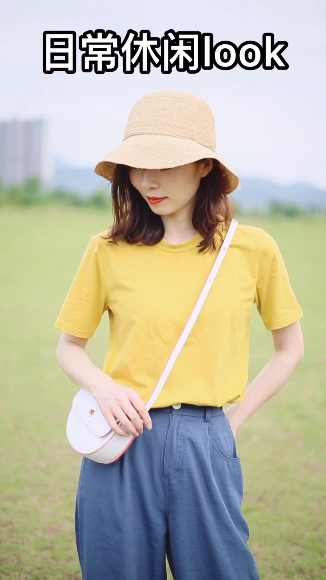 #热炸天,穿的轻薄才解暑# 小个子适合穿的高腰拖地裤 材质非常轻薄舒服 随穿随走 给夏天也喜欢穿长裤的小姐姐