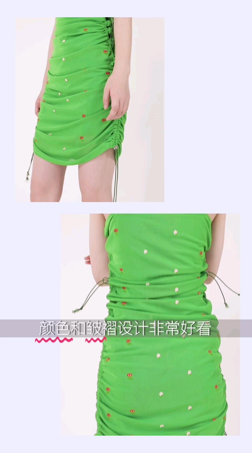 """复古风""""来袭""""!你的衣柜里还缺这3件连衣裙! #穿搭# 小仙女们更喜欢哪件连衣裙?"""