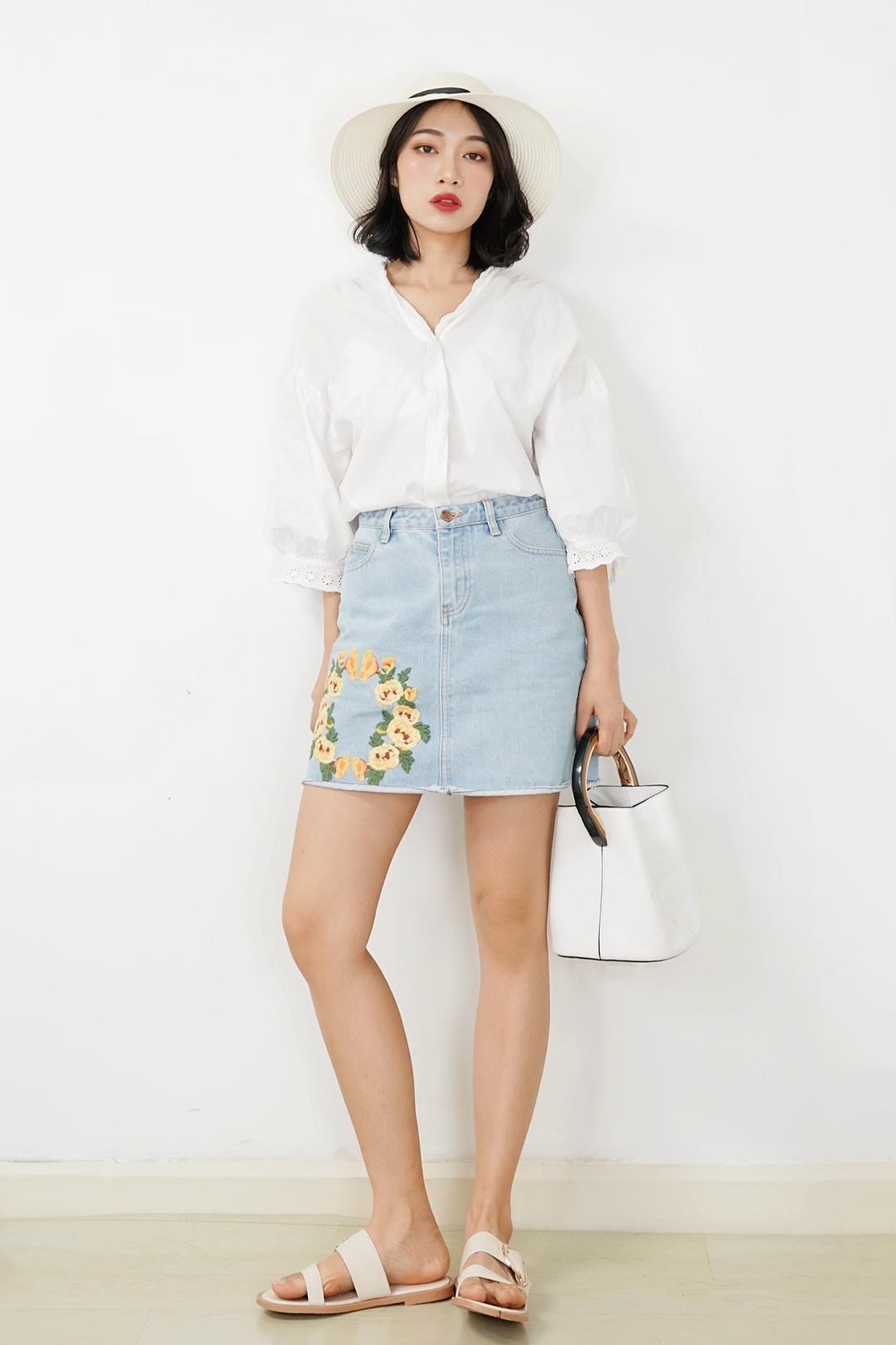 #美裙上线,承包一夏的仙气#