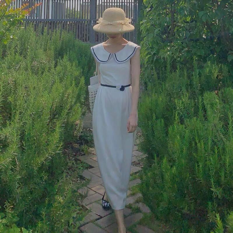 分享今年最流行的赫本风❤️ 白色仙气十足❤️#暑假逆袭女神就靠它!#