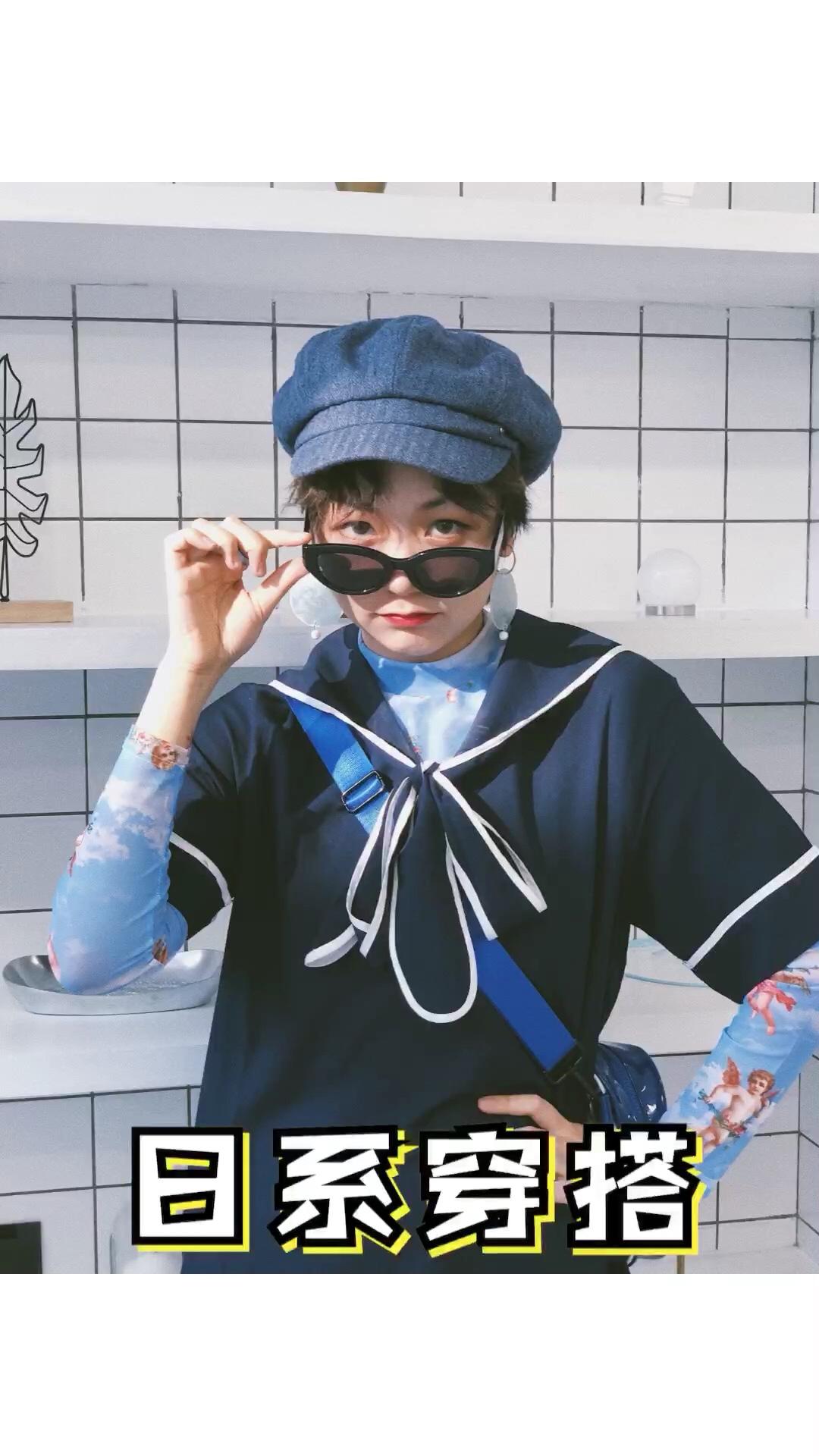 #90%微胖女生入秋穿这套!# 打底衫搭配连衣裙,新混搭穿出新风格
