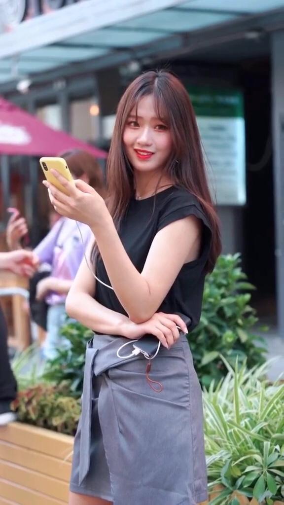 #小个子韩系女主风,速戳!#