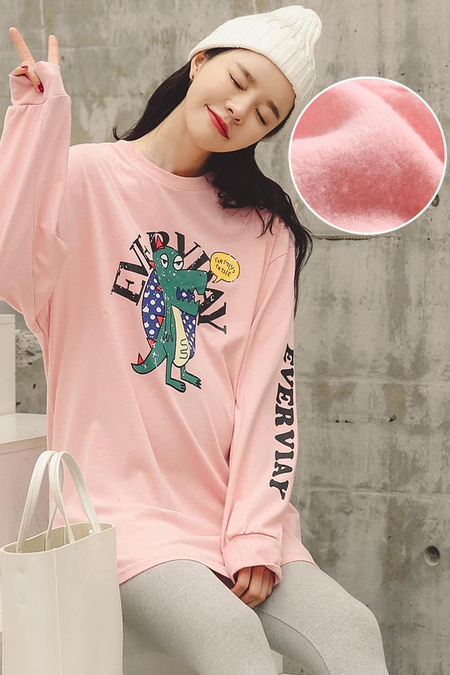 加绒款-粉色