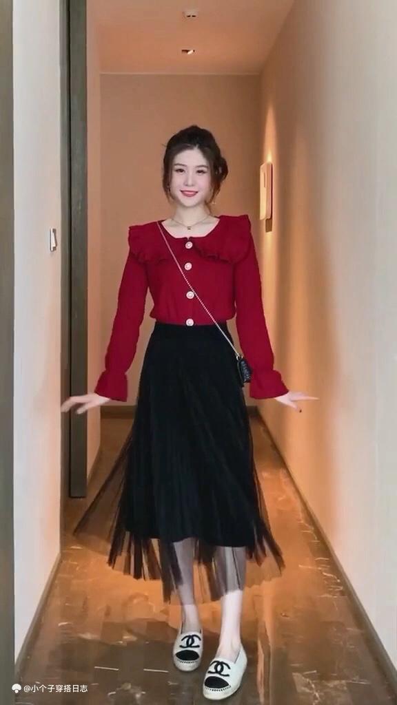 #150-160小个子入秋必备#155小个子实用裙装穿衣指南