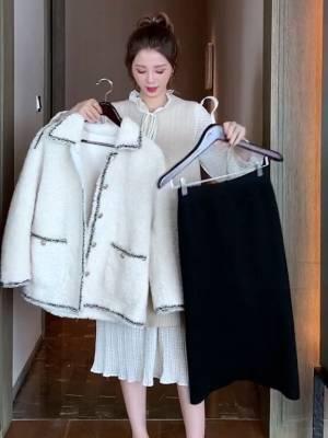 秋冬毛衣这么穿 你就是女神#双十一美妆白菜超值清单#