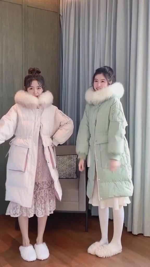寒冷的冬天 除了厚厚的棉服 小仙女们还有别的什么推荐嘛#双十二自用家居好物分享#