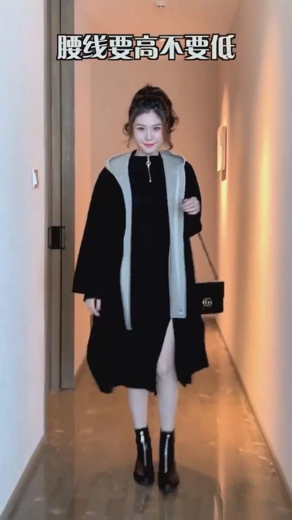 """#2019最流行""""奶奶裤"""",穿它!#传说中的""""神仙大衣""""来了!#"""
