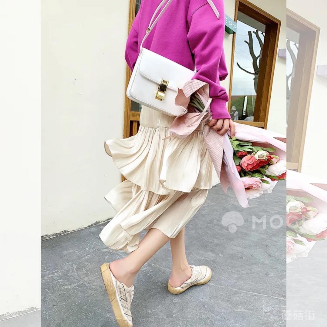 仙女裙🧚♀️ #今天穿什么#