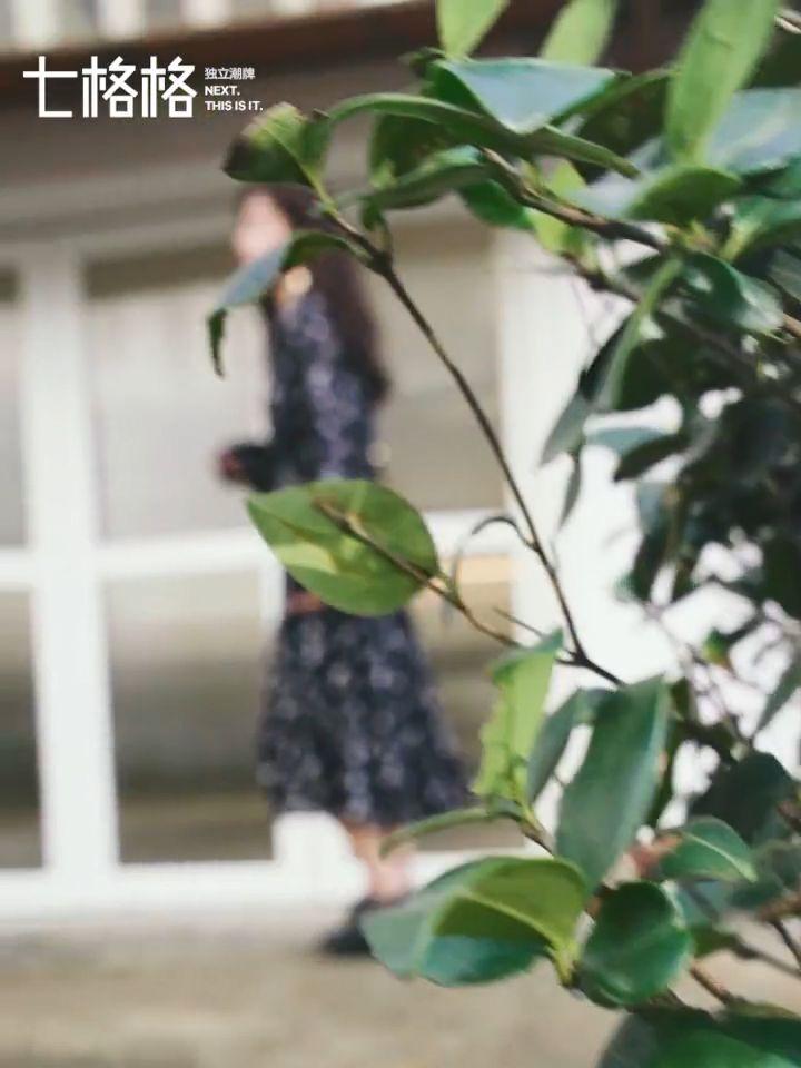 春夏修身连衣裙,换季节大逆袭 #我的穿搭逆袭史#