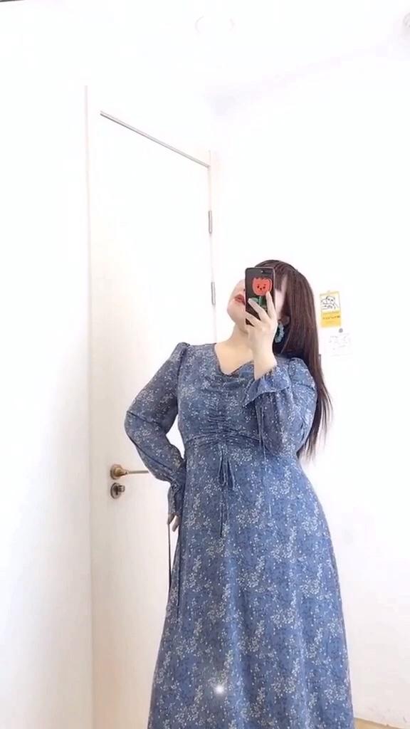 穿对衣服,看不出体重,无论胖纸瘦纸都要做的,这条裙子,我爱了 #2020必入春夏单品#